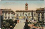 ROMA CAMPIDOGLIO VIAGGIATA 1915 COD.C 106 - Roma