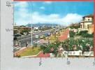 CARTOLINA VG ITALIA - MARINA DI MASSA - Lungomare E Spiaggia - 10 X 15 - ANNULLO 1969 - Massa