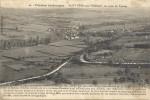 -40-VEZELAY HISTORIQUE - SAINT-PIERRE-sous-VEZELAY + LONGUE DESCRIPTION SUR RECTO --AFFR AU VERSO EN 1914-- - Vezelay