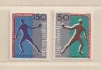 YOUGOSLAVIE  ( EU - 1111 )  1965  N° YVERT ET TELLIER  N° 1003/1004     N* - Ungebraucht