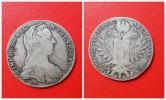 Austria     Thaler  Plata   Mª  Teresa 1780       27.76g - Austria
