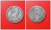 Austria     Thaler  Plata   Mª  Teresa 1780-       28.30g - Austria