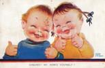 Postkaart / Humor / Humour / ILLUSTRATEUR Mabel Lucie Attwell / Valentine's Attwell No 1549 - Attwell, M. L.