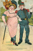 Postkaart / Humor / Humour / ILLUSTRATEUR / FV / Vanity / Vanité / Colonel - Illustrateurs & Photographes