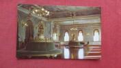 > Costa Rica -- Foyer Del Teatro  San Jose==ref 2024 - Costa Rica