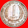 ★CROWN: BRITISH CARIBBEAN TERRITORIES ★ 1 CENT 1965! LOW START ★ NO RESERVE!!! - Caribe Británica (Territorios Del)