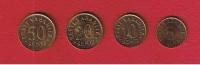 Estonie  --  Lot De 4 Monnaies -- - Estonia