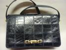 Superbe SAC à Bandoulière  En CUIR De Vachette PATCHWORK ( Voir 6 Photos Et Descriptif ) - Purses & Bags