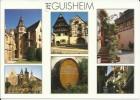 EGUISHEIM - Vue Générale - Multivues - 1995 - France