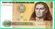 500 Intis - Pérou - N°. A2572248S - 1987 - Neuf - Pérou