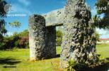 TONGA $5 ANCIENT MONUMENTS LANDSCAPE  OFF 3RD SET CAT CODE: TON-7  GPT  READ DESCRIPTION !!! - Tonga