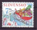 SLOWAKEI - 2003 - MiNr. 469 - Gestempelt - Slowakije