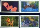 Tarzan N°18,55,113,159 - Panini