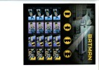 USA POSTFRIS MINT NEVER HINGED POSTFRISCH EINWANDFREI SCOTT 4928 4935 Pane Batman - Nuovi