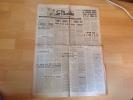 Le Moulin L Arrêt Maudit 1943  Dijon Régime1936 1939 Meunier Cotre 1951 Prix De La Farine Et Du Pain 1951 1952 - 1950 - Heute