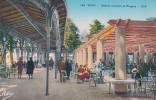 03 - VICHY - Galerie Couverte Et Pergola. - Animée. - Vichy