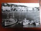 (037) Carte Photo Veritable Cannes Hotel Carlton Et Yacht De La MOME MOINEAU  1957 - Cannes
