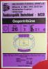 Ticket, DFB, Länderspiel 1978, Deutschland - UdSSR, Football, Soccer, Fußball, Waldstadion Frankfurt, Germany - Russia - Eintrittskarten