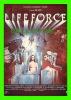 """AFFICHES DE FILM """"LIFE FORCE"""" DE TOBE HOOPER, STEVE RAILSBACK , PETER FIRTH - No NE 278, ÉDITIONS F. NUGERON - - Affiches Sur Carte"""