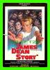 """AFFICHES DE FILM """"JAMES DEAN STORY"""" COLLECTION RENÉ CHATEAU - No E 276, ÉDITIONS F. NUGERON - - Affiches Sur Carte"""