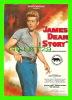 """AFFICHES DE FILM """"JAMES DEAN STORY"""" DE RAY CONNOLLY - RENÉ CHATEAU - No E 257, ÉDITIONS F. NUGERON - - Affiches Sur Carte"""