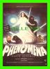 """AFFICHES DE FILM """"PHENOMENA"""" DE DARIO ARGENTO, JENNIFER CONNELY, D. NICOLODI - No NE 254, ÉDITIONS F. NUGERON - - Affiches Sur Carte"""