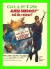 """AFFICHES DE FILM """"AU SERVICE SECRET DE SA MAJESTÉ"""" JAMES BOND 007 EST DE RETOUR - No E 251, ÉDITIONS F. NUGERON - - Affiches Sur Carte"""