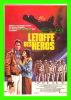 """AFFICHES DE FILM """"L""""ÉTOFFE DES HEROS""""  BARBARA HERSHEY, SCOTT GLENN - No E 221, ÉDITIONS F. NUGERON - - Affiches Sur Carte"""