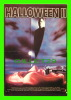 """AFFICHES DE FILM """"HALLOWEEN II""""  DONALD PLEASANCE, RICK ROSENTHAL, LANDI - No E 208 ÉDITIONS F. NUGERON - - Affiches Sur Carte"""