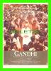 """AFFICHES DE FILM """"GANDHI""""  BEN KINGSLEY, RICHARD ATTENBOROUGH - No E 207, ÉDITIONS F. NUGERON - - Affiches Sur Carte"""