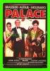 """AFFICHES DE FILM """"PALACE""""  C. BRASSEUR, D. AUTEUIL, ED. MOLINARO - No E 205, ÉDITIONS F. NUGERON - - Affiches Sur Carte"""