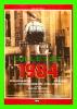 """AFFICHES DE FILM """"1984"""" RICHARD BURTON, JOHN HURT, SUZANNA HAMILTON - No E 188, ÉDITIONS F. NUGERON - - Affiches Sur Carte"""