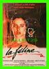 """AFFICHES DE FILM """"LA FÉLINE""""  NASTASSIA KINSKI, MALCOLM McDOWELL - No E 125, ÉDITIONS F. NUGERON - - Affiches Sur Carte"""