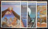 EAUX DE MORTELUNE ( LES ) Lot Des Tomes 1 2 4 Et 5 EO Par ADAMOV - Livres, BD, Revues
