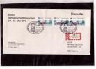 544   -   KIEL  27.5.1979   /   H.I. PFANNENSTIEL  -  20 JAHRE DEUTSCHE STERILITAETSGESELLSCH - Other