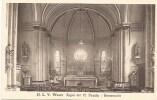 Sint Katelijne- Waver: OL Vrouwe Waver: Kapel Der H. Familie - Binnenzicht - Sint-Katelijne-Waver