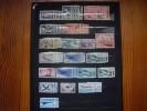 Fin De Stock Lot + 120 Timbres PA Oblitérés (voir Photos) - Poste Aérienne