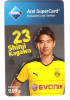 Germany - Aral - Carte Cadeau - Carta Regalo - BVB Dortmund Fussball - Football - Shinji Kagawa No. 23 - Rar - Frankreich