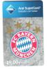 Germany - Aral - Carte Cadeau - Carta Regalo - Bayern München Fussball - Football - Logo - Rar - Frankreich