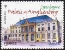 France N° 4638 ** Capitales Européennes - Copenhague - Le Palais Amalienborg - France