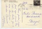 """2894  Postal Portugal  Lisboa 1962 Flamme """" Patria En Peligro Espada E Charrua Simbolo De Esperanza - 1910-... República"""