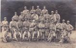 CPA-PHOTO Carte-Photo Militaria Militaire Soldats - Regiments