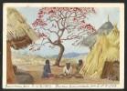 MISSION SUISSE Dans L' Afrique Du Sud South Africa Lausanne 1953 - Afrique Du Sud