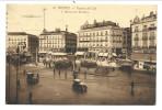 CPA - Espagne - Espana - MADRID - Puerta Del Sol - Tram   //