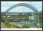 NEWCASTLE ON TYNE Northumbria Bridges And River 1989 - Newcastle-upon-Tyne