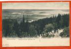 NORGE 045, * CHRISTIANIA   Utsigt  FRA KAISER WILHELMS  VEI * SIMPLE BACKSIDE - Norvège