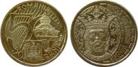"""RUMANIA / ROMANIA  50 Bani 2.011  2011   """"Mircea The Elder""""   SC/UNC  T-DL-10.124 - Rumania"""