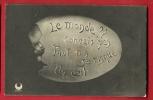 MBH-21  Bébé Sortant D'un Oeuf. Le Monde? Connais Pas, Tant Pis, Je Risque Un Oeil. Cachet 1905 - Naissance