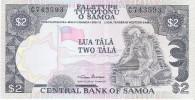 Samoa - Pick 20 - 2 Tala 1980 - Unc - Samoa