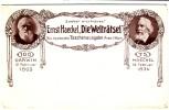 Ernst Haeckel 'Die Weltraetsel' 'The Mystery' Author Book Charles Darwin, C1900s Vintage Postcard - Schriftsteller